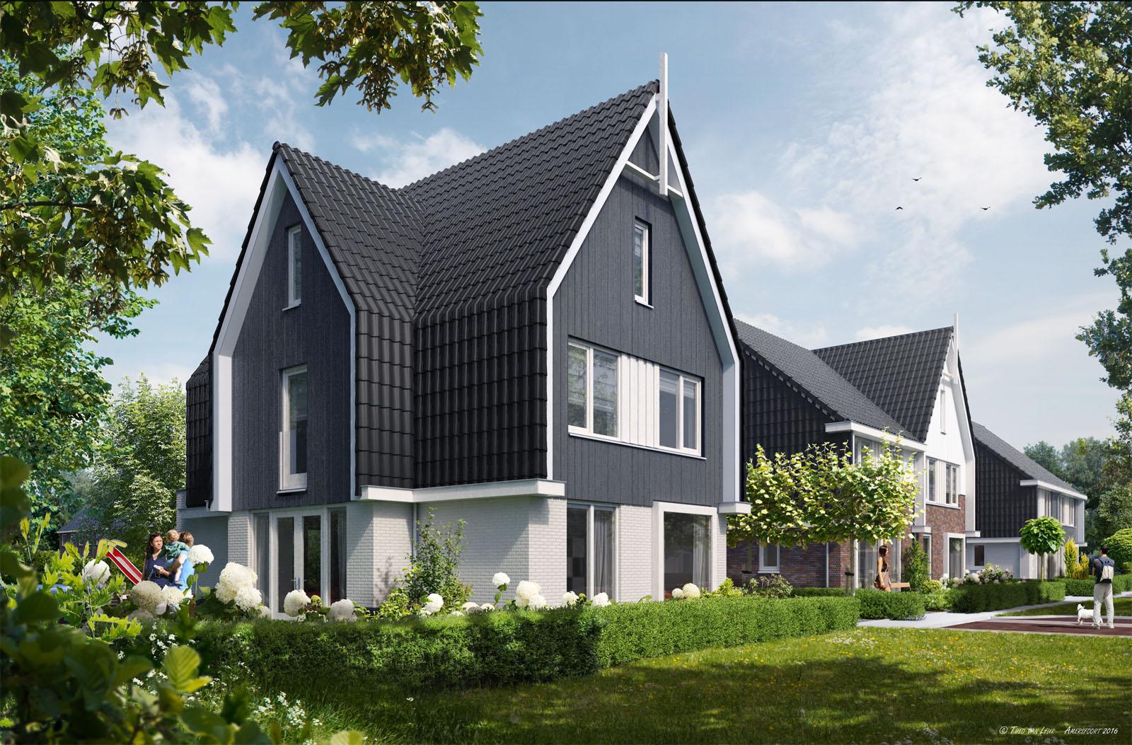 13 woningen 't Hof van Campe Ewijk